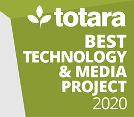 Totara Awards 2020_Best Technology and Media_v1